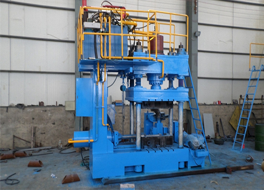 Cold Forming  Bend Elbow Making Machine Former
