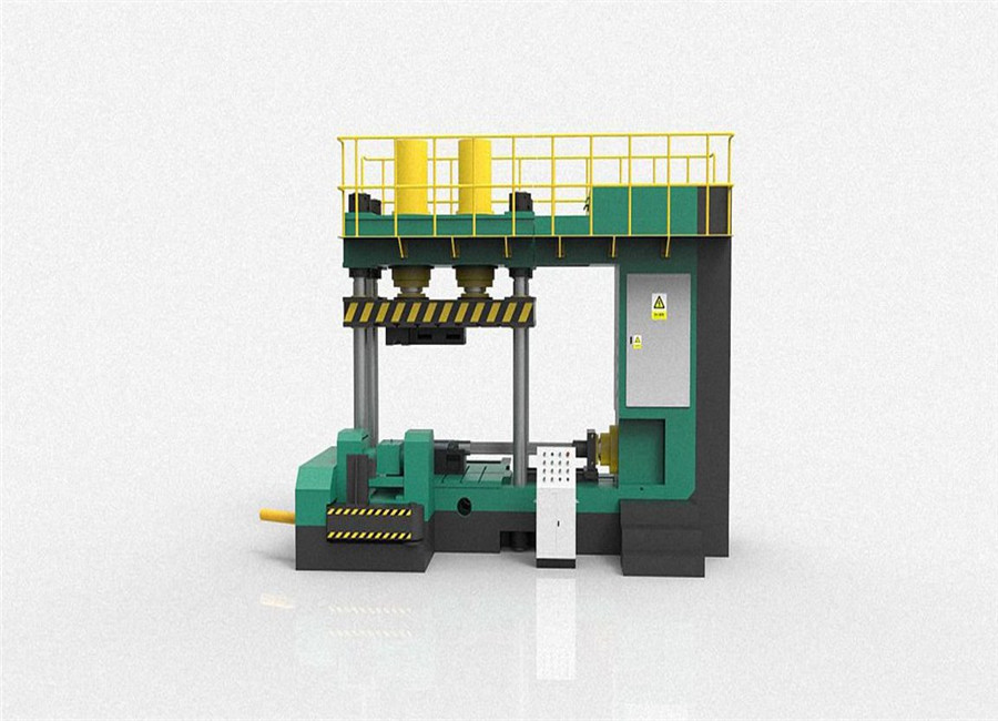Cold Forming Stainless Elbow Making Machine