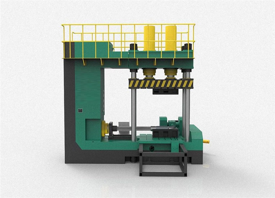 Good Quality Cold Forming Elbow Making Machine