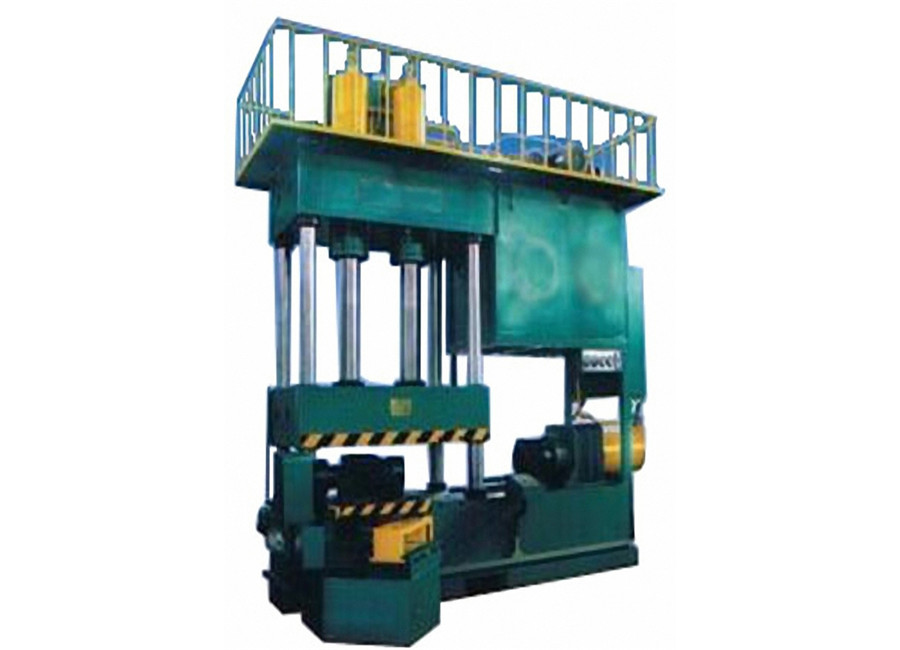 Hydraulic Stainless Elbow Cold Forming Elbow Making Machine
