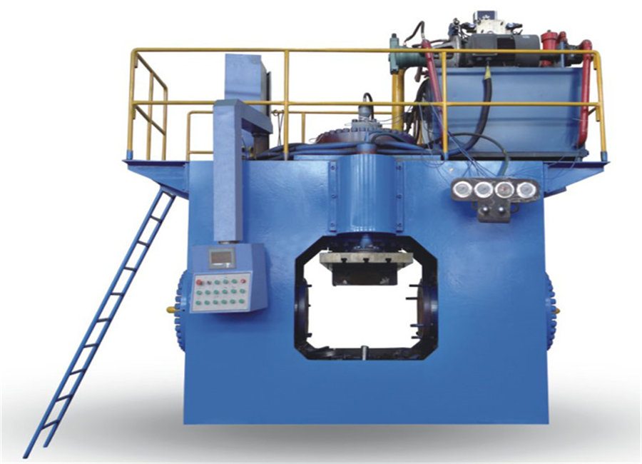 Hydraulic Stainless Steel Cold Forming Tee Machine