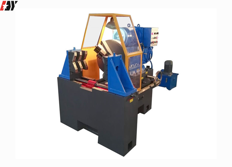 Q1245 Hydraulic Electric Beveling Professional Pipebevelling Machinery Machine