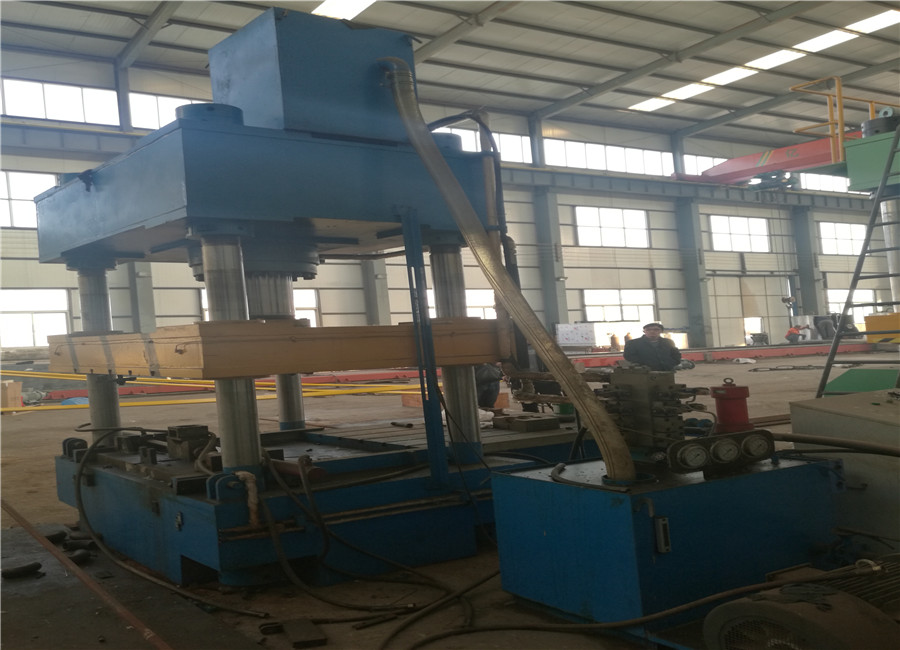 800 Ton Straightener Deep Drawing 4 Column Hydraulic Press Machine