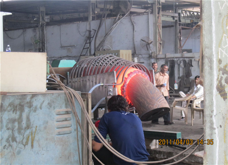 Elbow Induction Hydraulic Hot Forming Machine