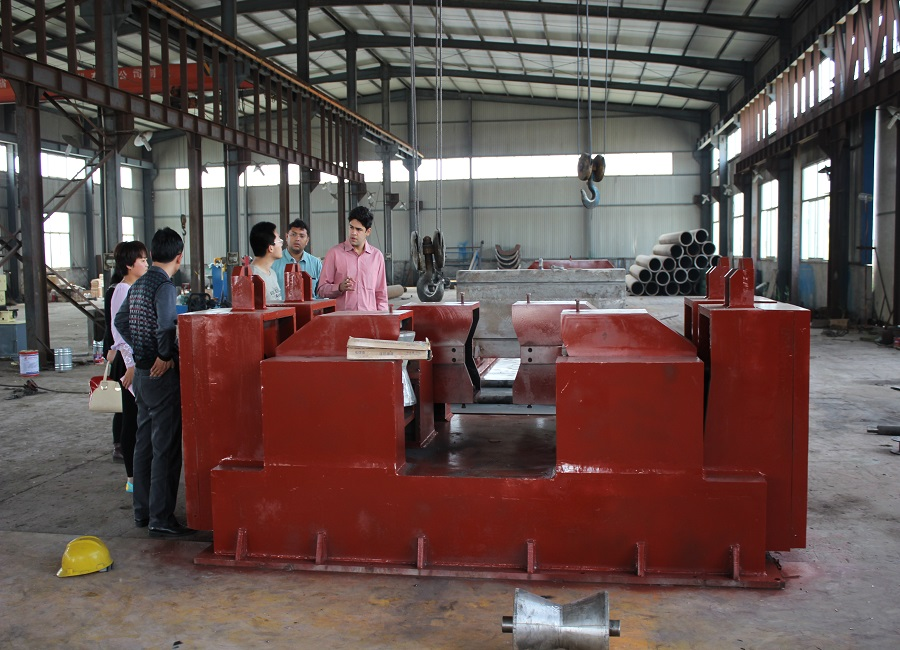 Hydraulic Pipe Bending Machine for long bends more than 10D