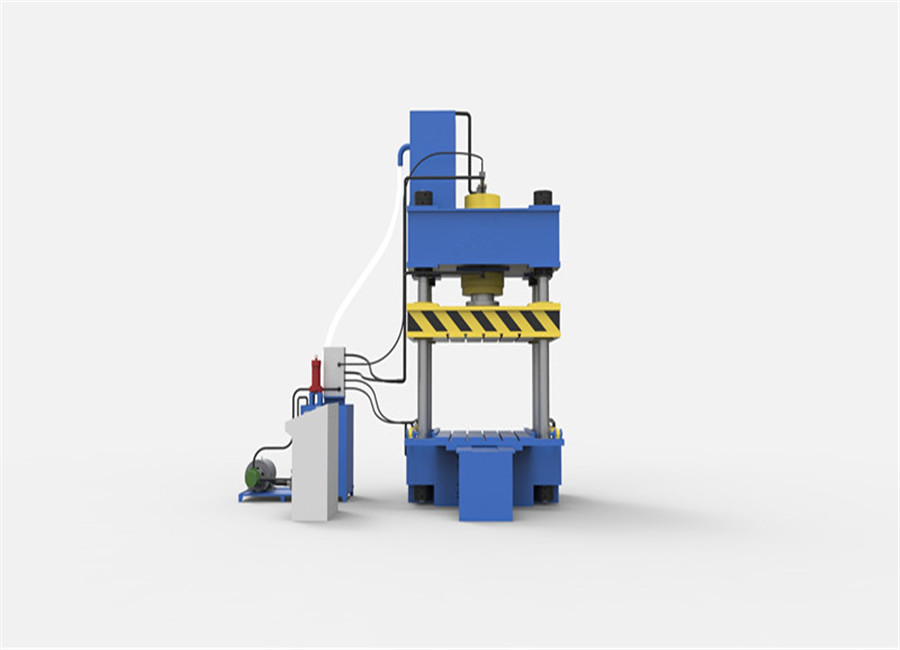 reducer manufacturing press machine