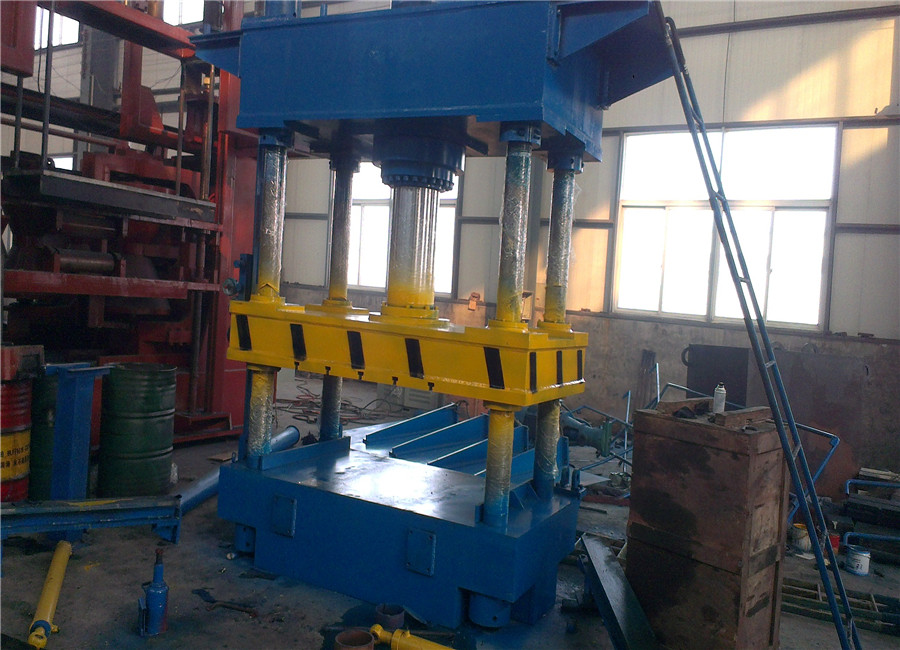 sheet metal bending press machine
