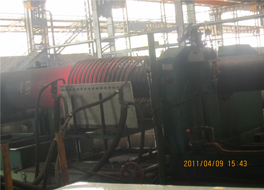 Large Diameter Steel Pipe Tube Mill Large Tube Production Tool Kit